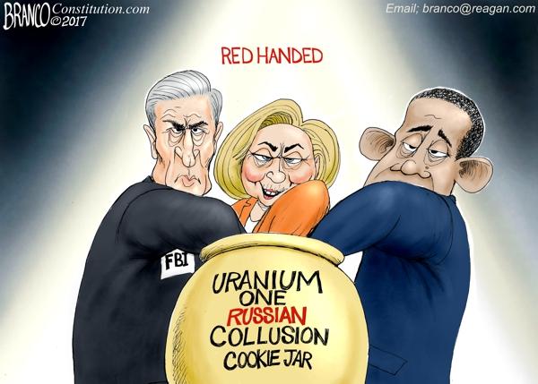 Democrat Russia Collusion