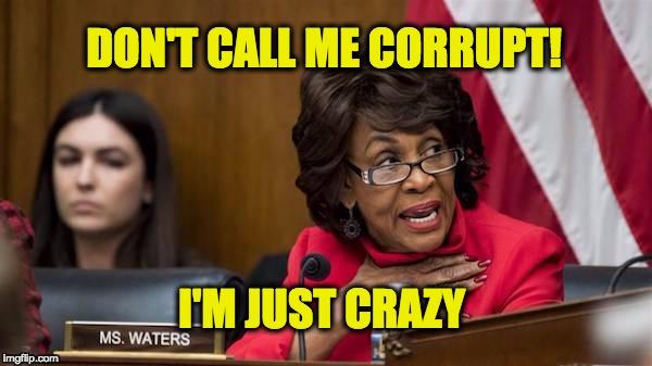 Maxine crazy