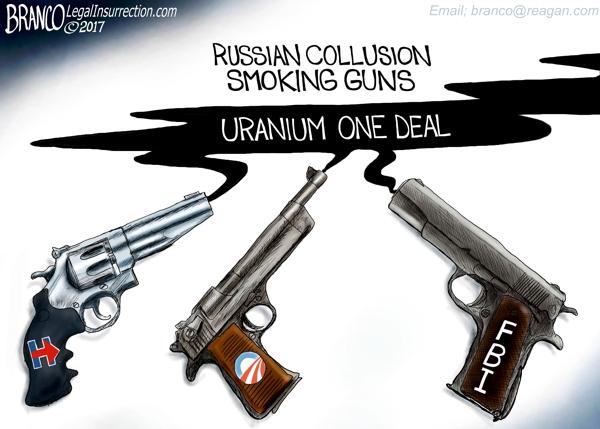 Uranium One Smoking Gun