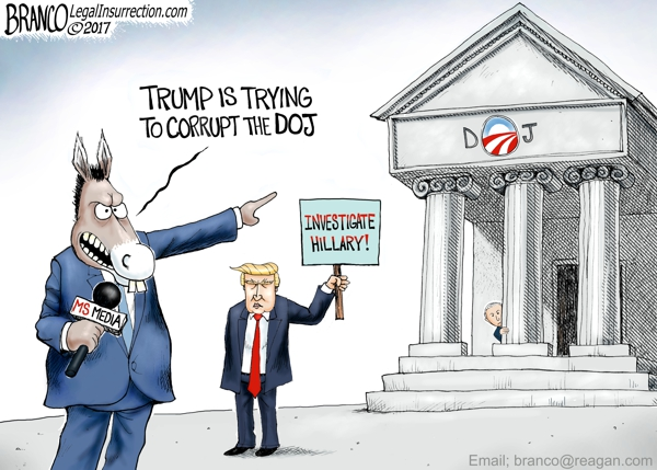 Trump DOJ Corrupt