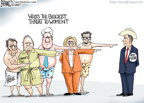 Democrat Sex Abuse