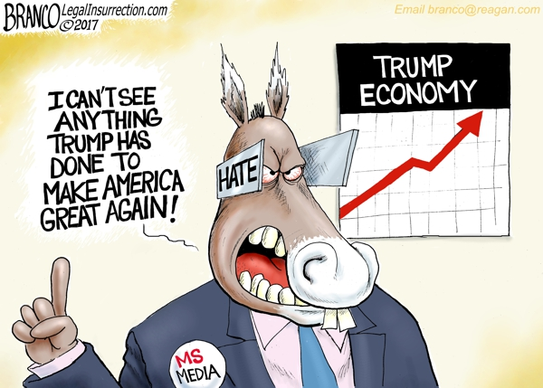 Blind Liberal Media Hate