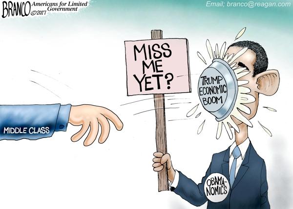 Trump Economic Boom
