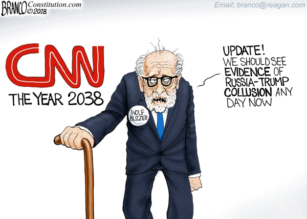 Future CNN Collusion