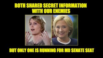'Chelsea' (Bradley) Manning And Hillary Clinton Compete for Traitor Prize