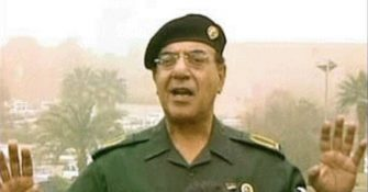 Baghdad Bob Inspired Hill the Pill and San Fran Nan! (Video)