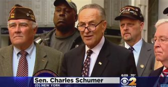 Oops! Schumer Was For the Military Parade Before He was Against It! (Video)