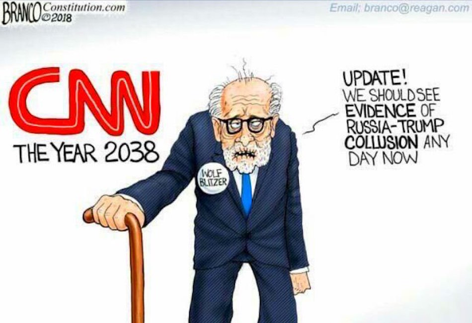 CNN Blitzer Collusion