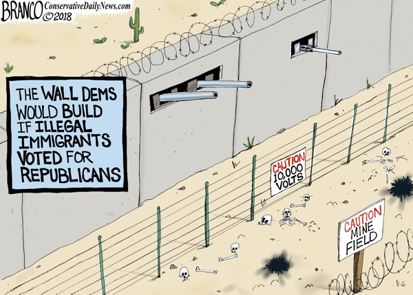 The Democrats Wall