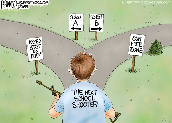 Armed Schools vs Gun Free Zones