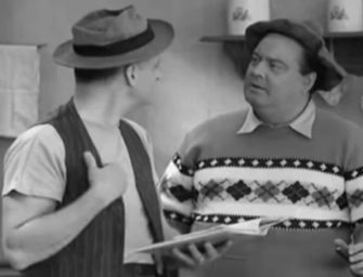 Ralph Kramden Learns to Golf With Help from Ed Norton…LOL (Video)