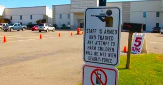 Teachers and Staff Should Be Packing Heat at Schools, Churches, Etc.