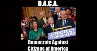DACA Acronym: Democrats Against Citizens of America