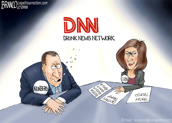 Drunk News Network – Nunberg