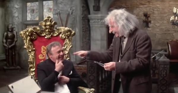 Inspector Clouseau Pulls Toothe