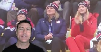 Liberal Nit-Twits at the Olympics: Boneheadedness on Display (Video)