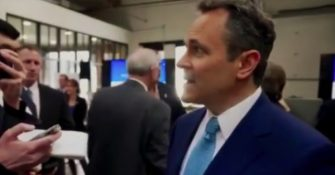 'It's NOT a Gun Problem, It's a Cultural Problem!' Gov. Matt Bevin (Video)