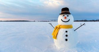 Snowman Saga: Modern Life in Trigger-Happy America!