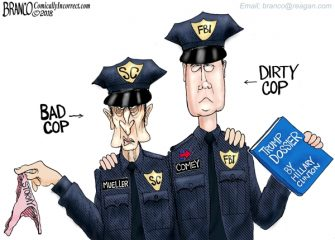 Deep State Troopers