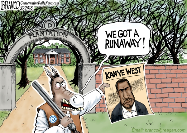 A.F. Branco Kanye West off the Plantation