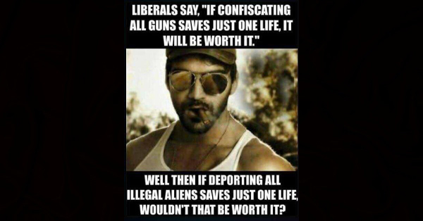 deporting illegals a good start