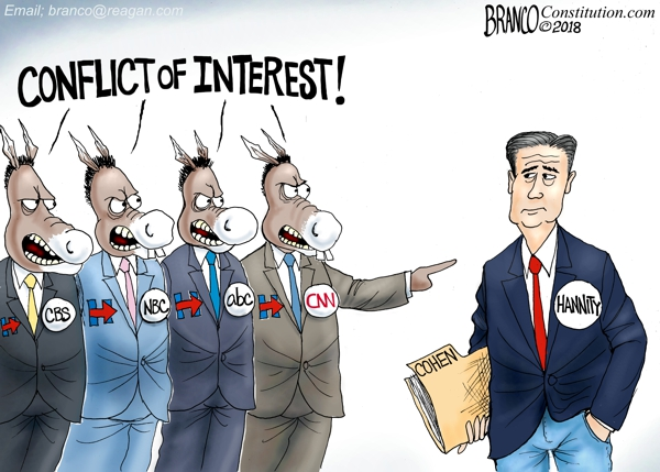 Hannity Conflict of Interest