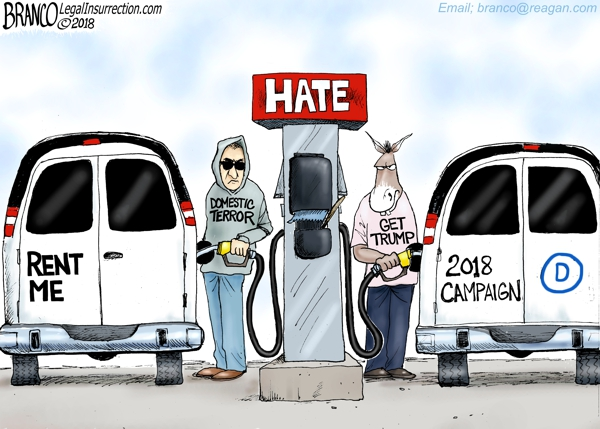 Democrats Running on Hate