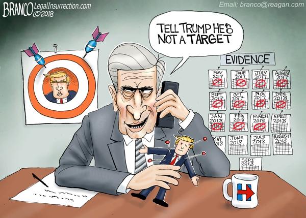 Trump Criminal Target