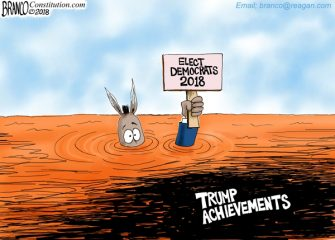 A.F. Branco Cartoon – The Orange Wave