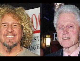 The Hillary Effect: 43 Years Takes a Toll On Bubba's Face