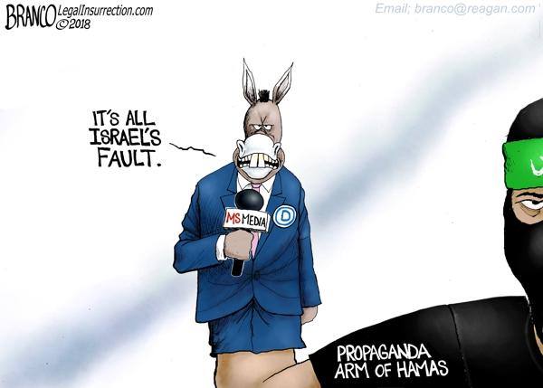Hamas Propaganda Media