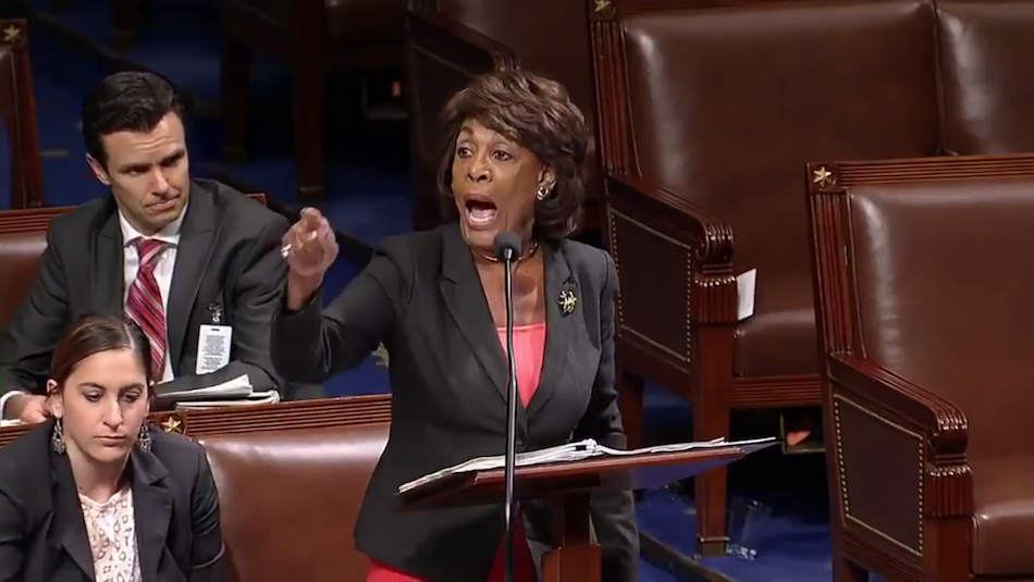 Mad Maxine will not yield