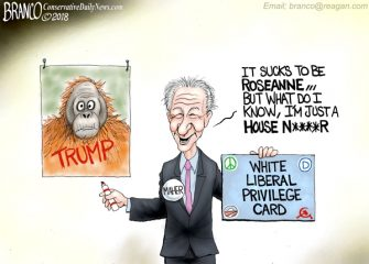 A.F. Branco Cartoon – Sur-Real Time With Bill Maher