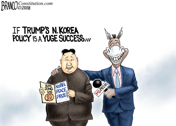 Nobel Peace Prize N. Korea