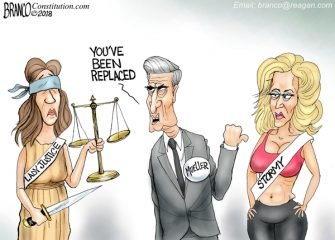 A.F. Branco Cartoon – Mueller Gone Wild