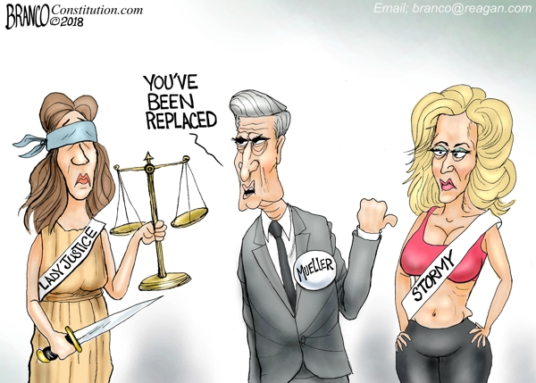 Mueller Out to Get Trump