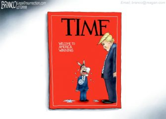 A.F. Branco Cartoon – It's Our Time