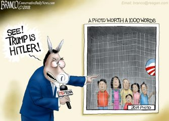 A.F. Branco Cartoon – Picture Perfect