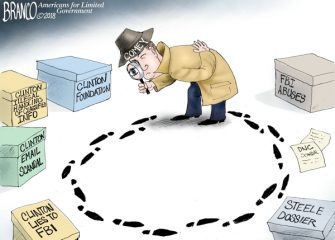 A.F. Branco Cartoon – Inspector Clueless