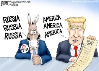 A.F. Branco Cartoon – Focused