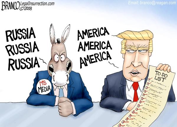 Trump's 500 Days