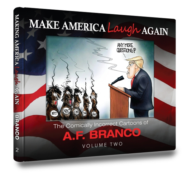 A.F. Branco Book of Cartoons
