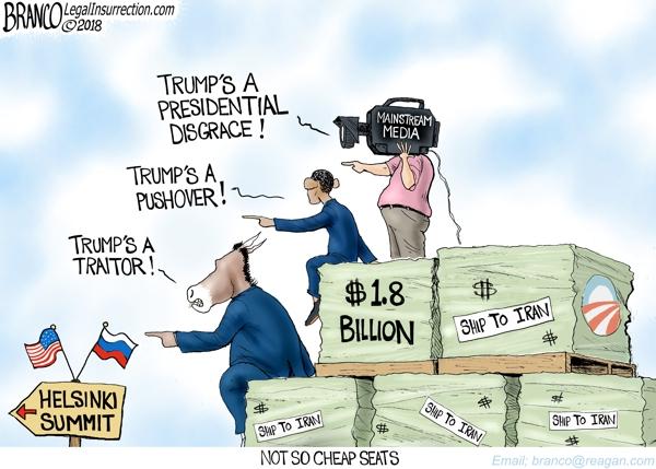 Helsinki Summit Trump Putin