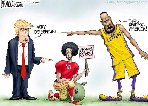 Labron Trump Division