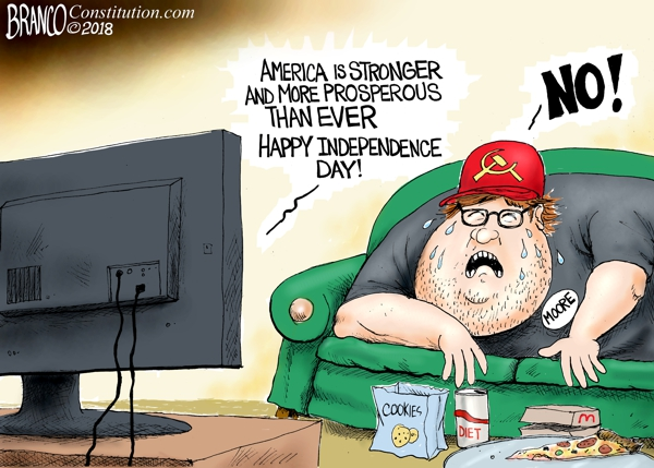 Michael Moore Crying