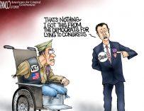 A.F. Branco Cartoon – Medal Disorder