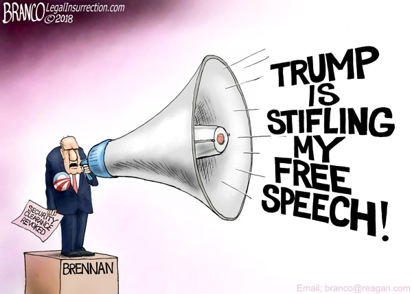 Brennan Freedom of Speech