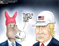 A.F. Branco Cartoon – Top Hat