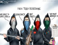 A.F. Branco Cartoon – Tech Got Your Tongue?