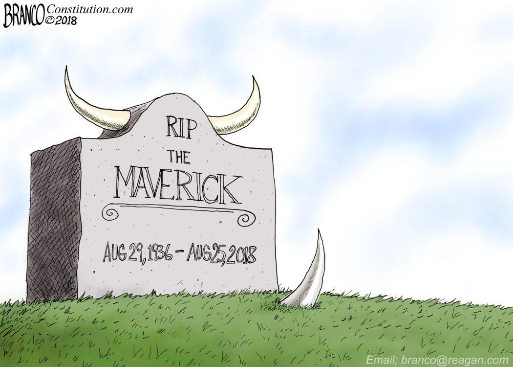 Senator John McCain Dies